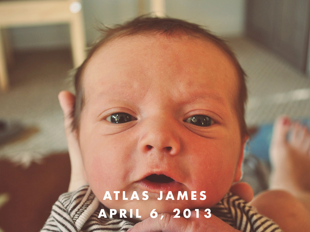 Atlas James